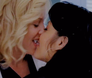 Callie & Arizona (Grey's Anatomy) - You Always Make Me Smile