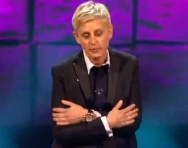 Ellen DeGeneres - Mark Twain Prize - Acceptance Speech