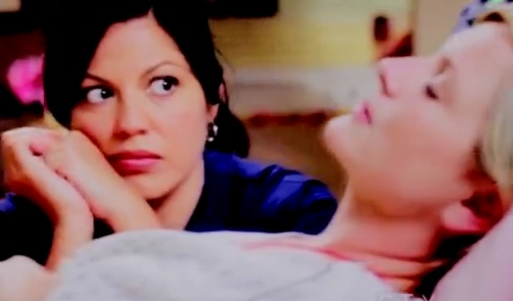 Callie & Arizona (Grey's Anatomy) - In My Veins