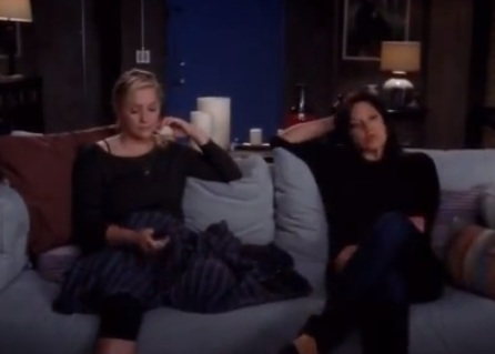 Callie & Arizona (Grey's Anatomy) - Season 9, Episode 4