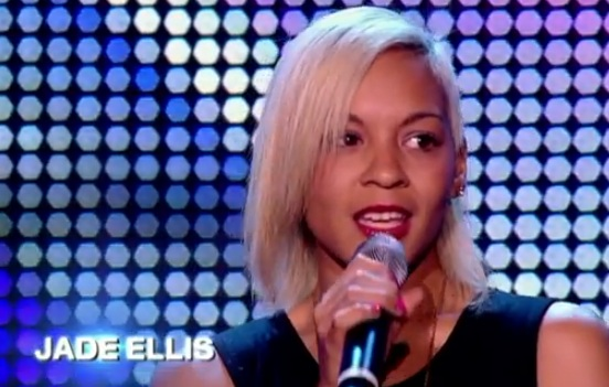 Jade Ellis - The X Factor - Bootcamp Performance - I Won't Give Up