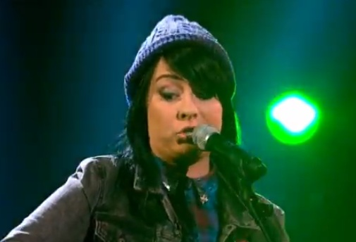 Lucy Spraggan - The X Factor - Live Show 2 - Gold Digger