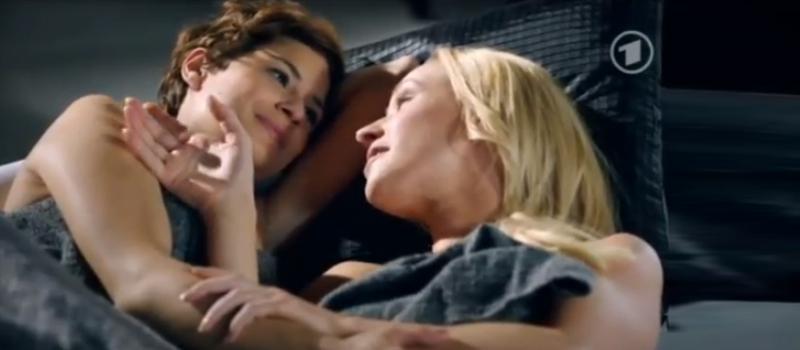 Rebecca & Marlene (Verbotene Liebe) - Episode 4166