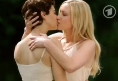 Rebecca & Marlene (Verbotene Liebe) - Episode 4167