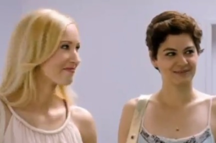 Rebecca & Marlene (Verbotene Liebe) - Episode 4169
