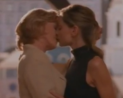 Georgia & Ally (Ally McBeal) 