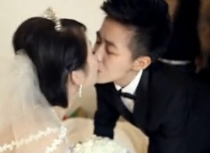 First Chinese Lesbian Wedding