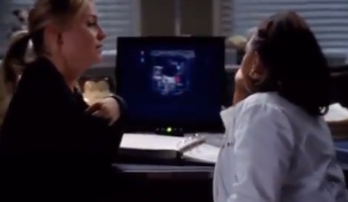 Callie & Arizona (Grey's Anatomy) - Season 9, Episode 6
