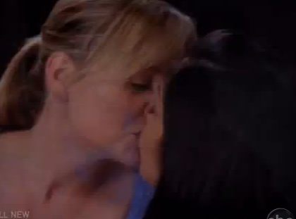 Callie & Arizona (Grey's Anatomy) - Season 9, Episode 7