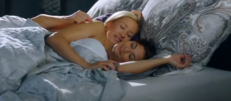 Rebecca & Marlene (Verbotene Liebe) - Episode 4185