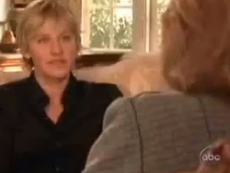 Ellen Degeneres - Barbara Walters Interview (Sexual abuse, Phone Call to God, Coming Out)