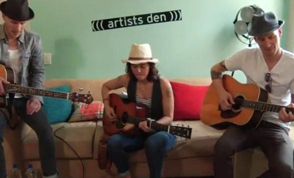 Brandi Carlile - 100 (Live From The Artists Den)