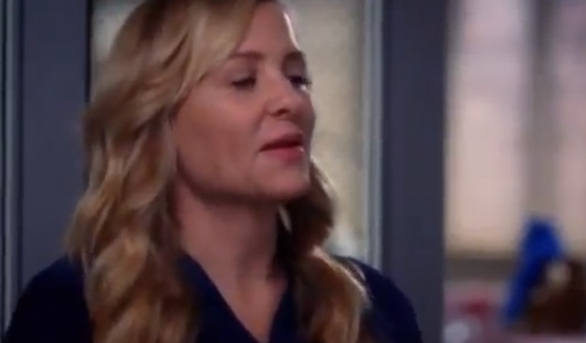 Callie & Arizona (Grey's Anatomy) - Season 9 - Episode 8