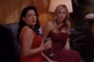 Callie & Arizona (Grey's Anatomy) - Season 9, Episode 9