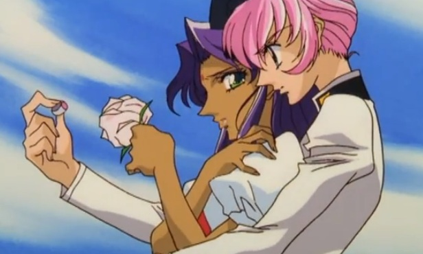 Utena & Anthy (Revolutionary Girl Utena) - You Are My Everything