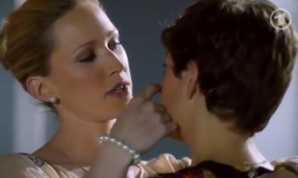 Rebecca & Marlene (Verbotene Liebe) - Episode 4204
