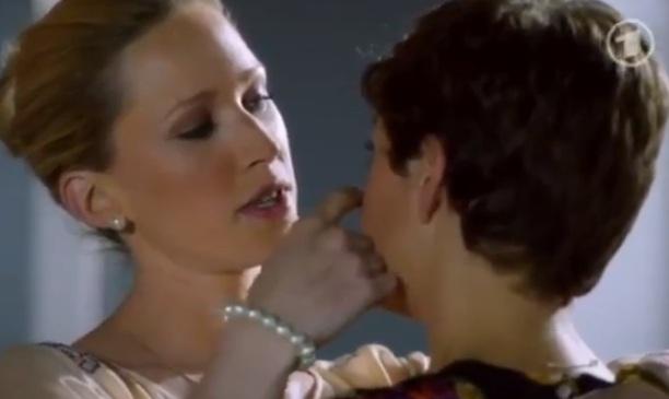 Rebecca & Marlene (Verbotene Liebe) - Episode 4204