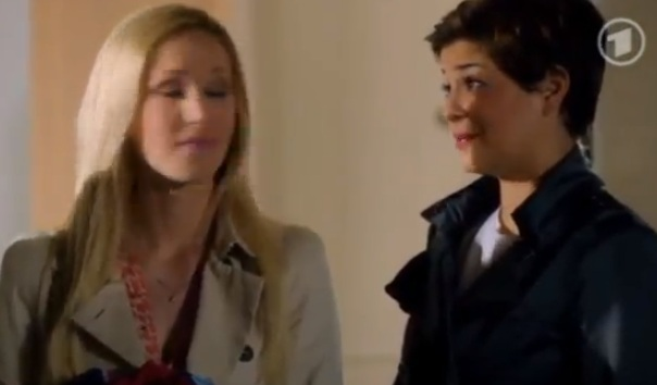 Rebecca & Marlene (Verbotene Liebe) - Episode 4198