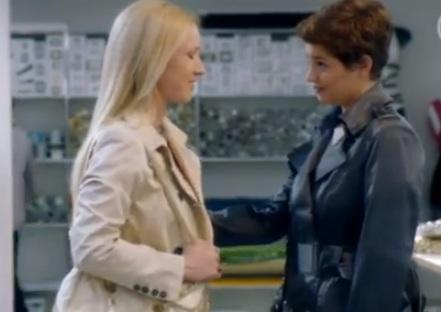 Rebecca & Marlene (Verbotene Liebe) - Episode 4199
