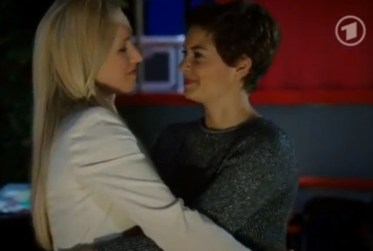 Rebecca & Marlene (Verbotene Liebe) - Episode 4202