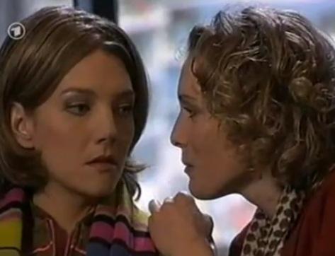 Carla & Hanna (Verbotene Liebe) - Un bacio per sempre