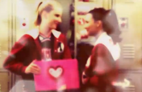 Brittany & Santana (Glee) - This Heart