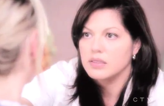 Callie & Arizona (Grey's Anatomy) - Don't Ever Leave Me