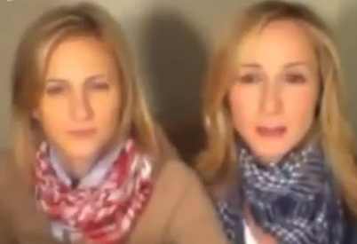Gwisssues - Chely Wright & Lauren Blitzer - Pregnant with identical twins!