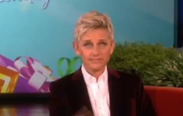 Obama's Birthday Message To Ellen