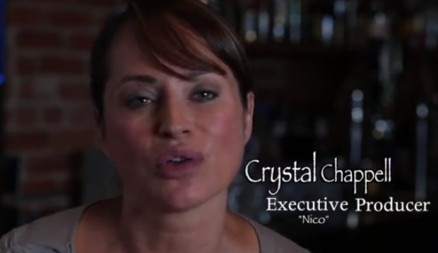 The Grove The Series - Behind The Scenes - Crystal Chappell
