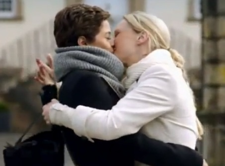 Rebecca & Marlene (Verbotene Liebe) - Episode 4223