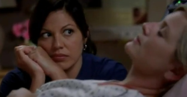 Callie & Arizona (Grey's Anatomy) - People Like Us