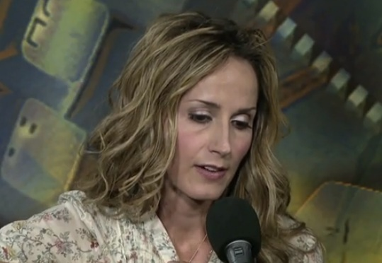 Chely Wright - VOA's Border Crossings - Part 2