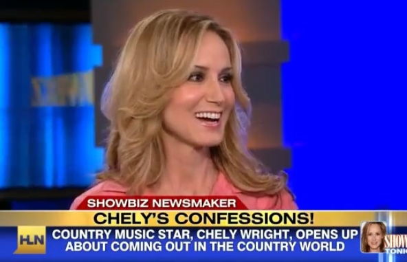 Chely Wright: Coming out caused career tailspin
