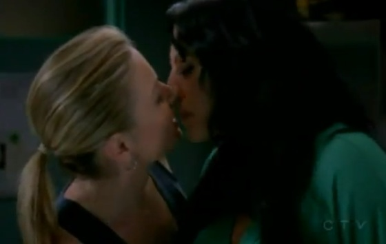 Callie & Arizona (Grey's Anatomy) - Catch My Breath