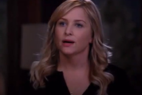 Callie & Arizona (Grey's Anatomy) - Season 9, Episode 15 (Part 1)