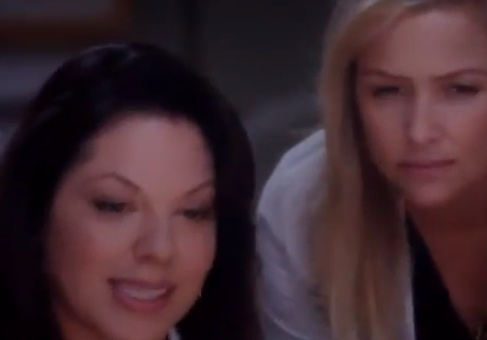 Callie & Arizona (Grey's Anatomy) - Season 9, Episode 14 (Part 1)