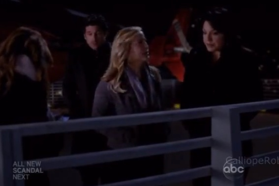 Callie & Arizona (Grey's Anatomy) - Season 9, Episode 14 (Part 2)