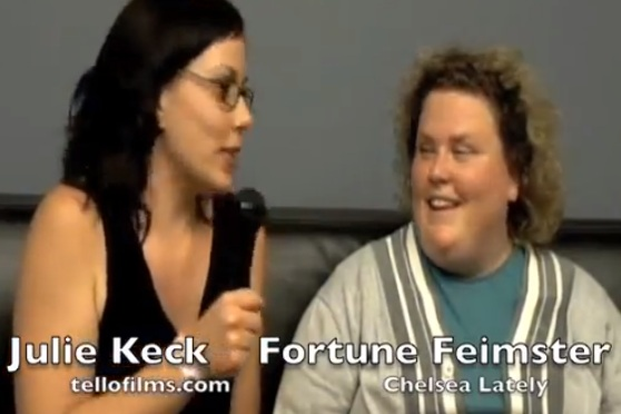 Tello Talks To... Fortune Feimster