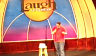 AJ Stacy - The Laugh Factory