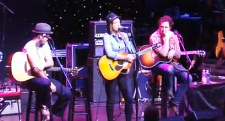 Brandi Carlile - Same Old You (Songwriters Panel @ The Rock Boat 13)