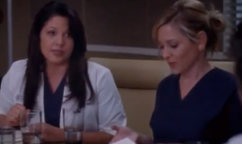 Callie & Arizona (Grey's Anatomy) - Season 9, Episode 17