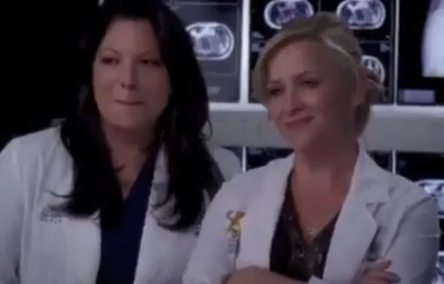 Callie & Arizona (Grey's Anatomy) - Season 9, Episode 18 - Preview 1