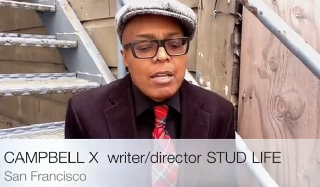 Stud Life - Interview with Writer/Director Campbell X