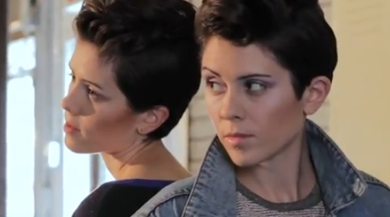 Tegan & Sara - Behind The Scenes