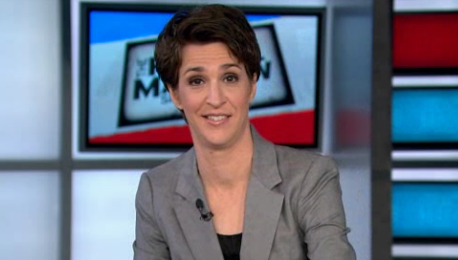 Rachel Maddow Celebrates 'Historic Week' In Gay Rights Movement 