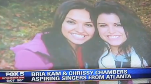 Bria & Chrissy - Fox News Interview - Making A Difference