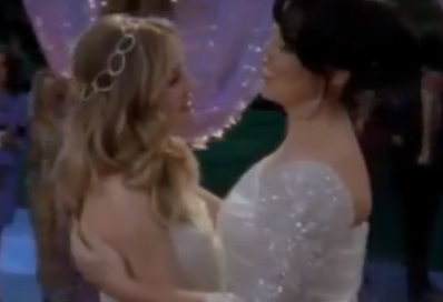 Callie & Arizona (Grey's Anatomy) - Breathless