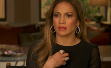 Entertainment Tonight - Jennifer Lopez talks about her gay aunt and The Fosters