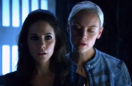 Bo & Lauren (Lost Girl) - Season 3, Episode 13 - Part 2